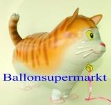 Katze, Airwalker Tier-Luftballon