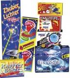 Kids-Fire, Feuerwerkssortiment für Kinder