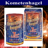 Kometenhagel Feuerwerk