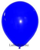 "Luftballon 30x40cm 14"" Blau, 10 Stück"