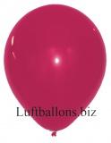 "Luftballon 30x40cm 14"" Fuchsia, 10 Stück"