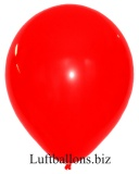 "Luftballon 30x40cm 14"" Rot, 10 Stück"