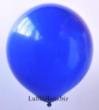 Luftballons, 40 cm x 40 cm, Blau, 10 Stück