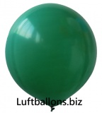 Luftballons, 40 cm x 40 cm, Dunkelgrün, 10 Stück