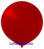 Luftballons, 40 cm x 40 cm, Dunkelrot, 10 Stück