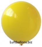 Luftballons, 40 cm x 40 cm, Gelb, 50 Stück