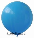 Luftballons, 40 cm x 40 cm, Hellblau, 10 Stück