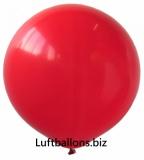 Luftballons, 40 cm x 40 cm, Rot, 50 Stück