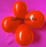 Mini-Luftballons, Wasserbomben, Deko-Ballons, Rot, 100 Stück