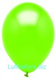 Luftballons Metallic, Grün, 100 Stück, 28 cm