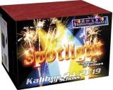 Multi Effekt Batteriefeuerwerk Spotlight
