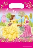 Partytüten, Prinzessinnen, Disney Princess Geschenktüten, 6 Stück
