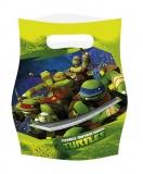 Partytüten Ninja Turtles, 6 Stück