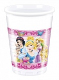 Partybecher Prinzessinnen, Disney Princess, 8 Stück