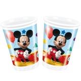 Partybecher Micky Maus, Mickey Mouse Trinkbecher