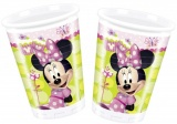 Partybecher Minni Maus, Minnie Mouse Trinkbecher