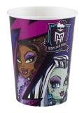 Partybecher Monster High, 8 Stück