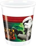 Partybecher Star Wars Rebels, 8 Stück
