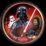 Partyteller Star Wars Heroes, 8 Stück