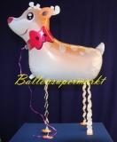 Rentier, Airwalker Tier-Luftballon