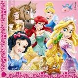 Servietten Prinzessinnen, Disney Princess, 20 Stück