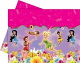 Tischdecke mit Tinkerbell, Partytischdecke, Motiv: Tinker Bell