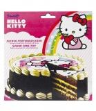 Tortenaufleger, Hello Kitty, Kuchendekoration