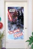 Türposter Star Wars, Partydekoration
