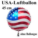 USA Deko-Luftballon aus Folie
