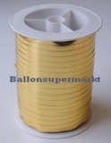 Ballonband 250 m Metallic Gold