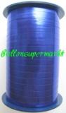 Ballonband 400 m Metallic Blau