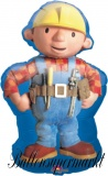 Luftballon, Bob the Builder, Shape, Kindergeburtstag u. Geschenk