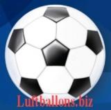 Bubble-Luftballon, Fußball
