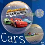 Bubble-Luftballon, Cars, Burning up the Track
