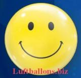 Bubble-Luftballon, Smiley