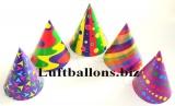 Party und Fest Dekoration, Bunte Partyhüte
