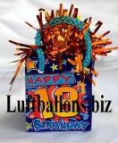 Geburtstag-Dekoration, Ballongewicht zum 18. Geburtstag