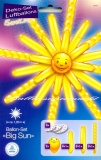 Deko-Set Luftballons, Sonne