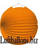 Party- und Festdekoration, Lampion, Orange