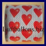 Designer Toilettenpapier, Herzen