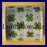 Designer Toilettenpapier, Glücksbringer, Glücksklee