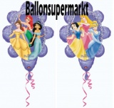 Disney Prinzessinen Luftballon, Disney Princess Group, Shape