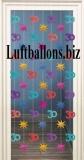Geburtstag-Dekoration, Zahlendeko-Ketten, Portaldeko zum 30. Geburtstag, Bunt