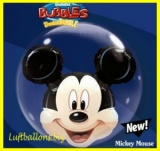 Double-Bubble, Insider PVC-Luftballon, Mickey Mouse