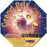 Feuerwerk Riesen-Sonne, Batteriefeuerwerk