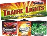 Feuerwerk Traffic Lights, Batteriefeuerwerk