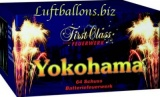Feuerwerk, Feuerwerksbatterie, Yokohama