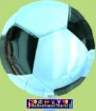 Fußball Luftballon mit Helium