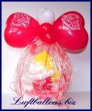 Geschenkballon Alles Gute Zur Hochzeit, Hochzeitsgeschenk im Luftballon, Geschenkverpackung Hochzeit