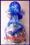 Geschenkballon, Luftballon zum Verpacken von Geschenken zum 30. Geburtstag